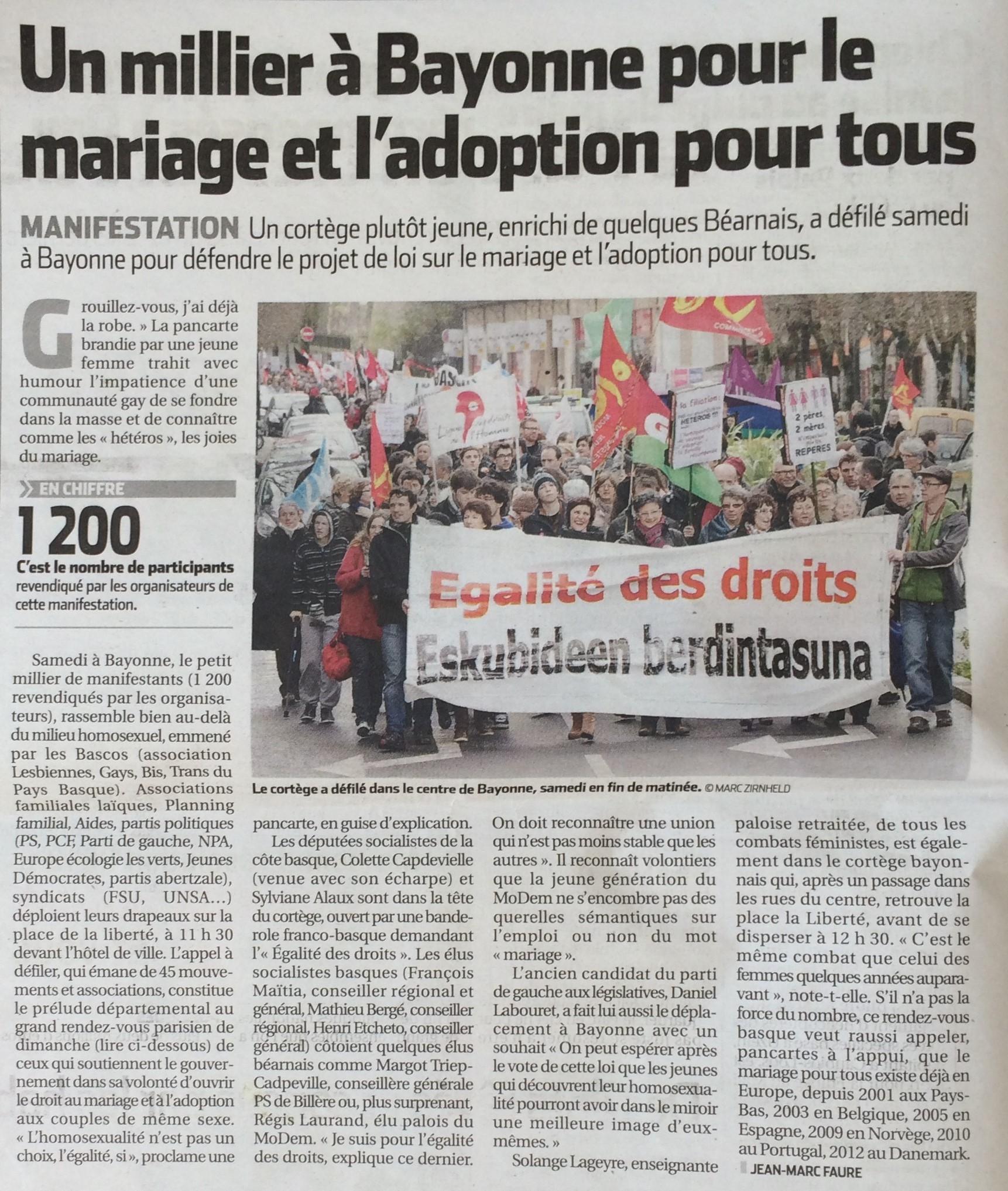 La rep des Pyrénées 28 janv 2013.jpg